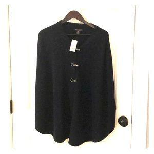 🔥BOGO 50%🔥Banana Republic Navy Sweater Shawl